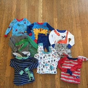 7 Piece 18 Month Boy PJ Set
